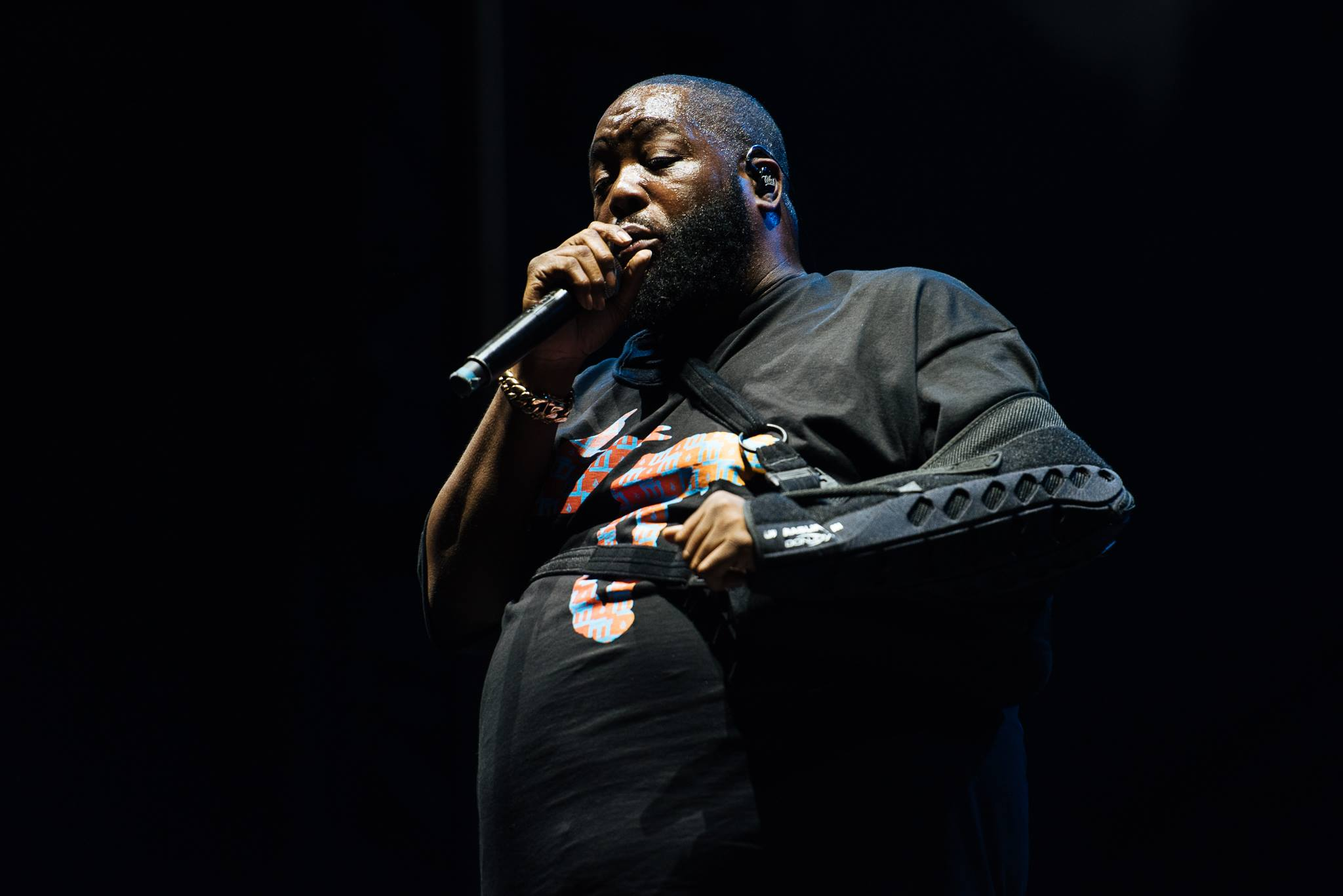 Run the Jewels, Adult Swim Festival, photo by Adult Swim
