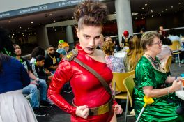 Ruth Wilder Zoya the Destroya New York Comic Con 2018 Ben Kaye-38