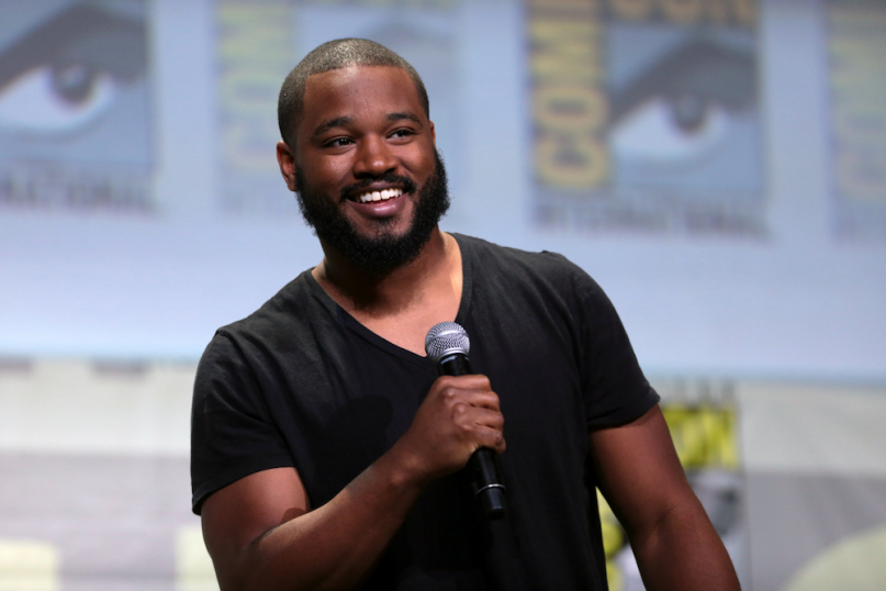 Ryan Coogler Black Panther 2 Writer Director Gage Skidmore
