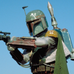 Boba Fett in Return of the Jedi, Lucasfilm
