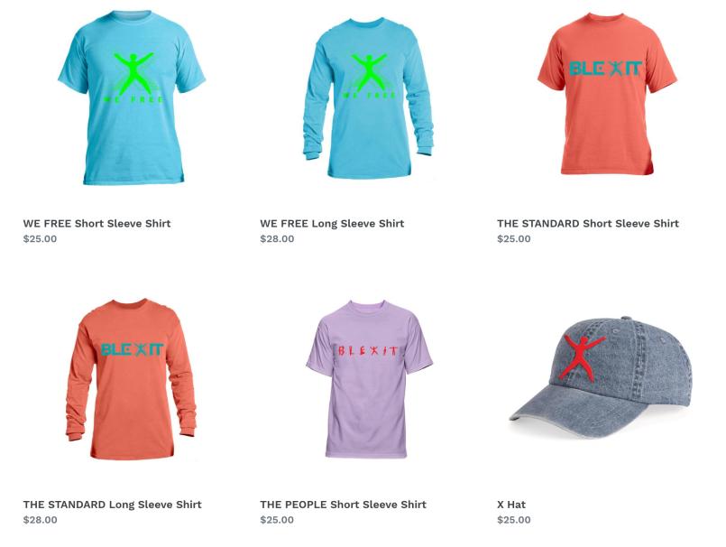 Shop Blexit