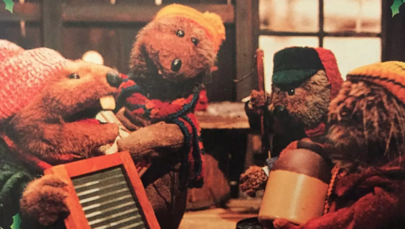 Emmet Otters Jug Band Christmas Book.Jim Henson Classic Emmet Otter S Jug Band Christmas To