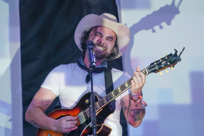 Shakey Graves, Austin City Limits 2018, photo by Amy Price
