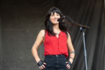 Sharon Van Etten, Austin City Limits 2018, photo by Amy Price