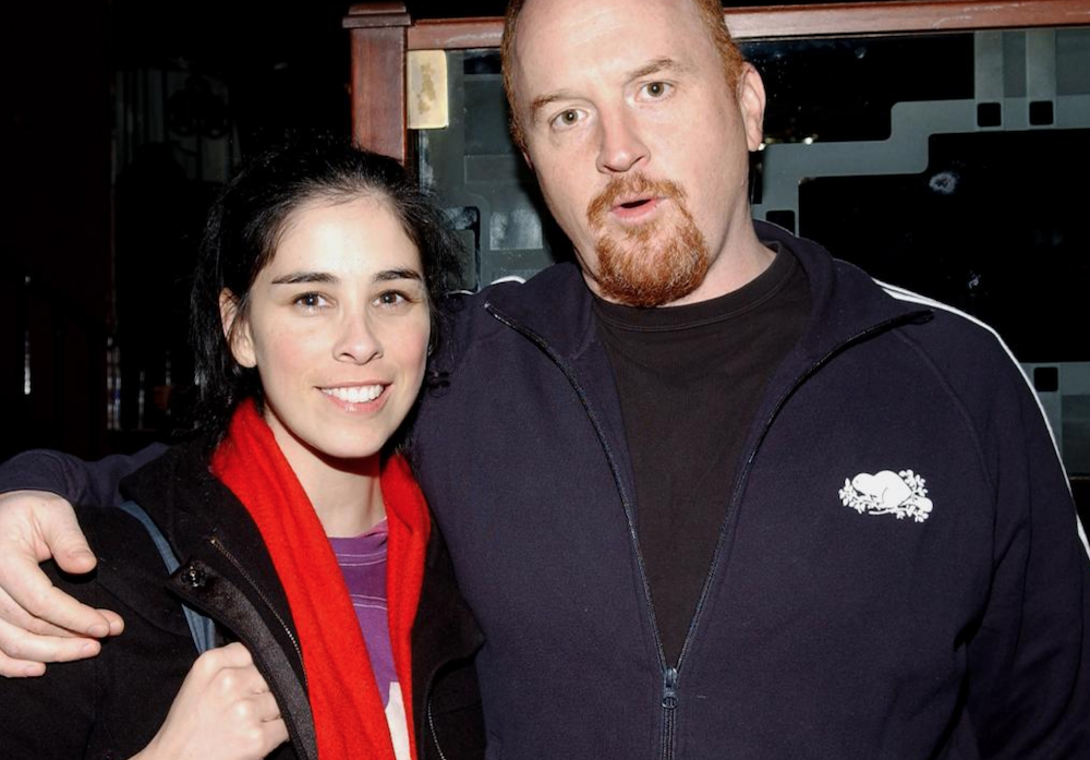 Sarah Silverman Says Louis C.K. Masturbated In Front of Her — But With Her  Consent   TV News   Consequence of Sound