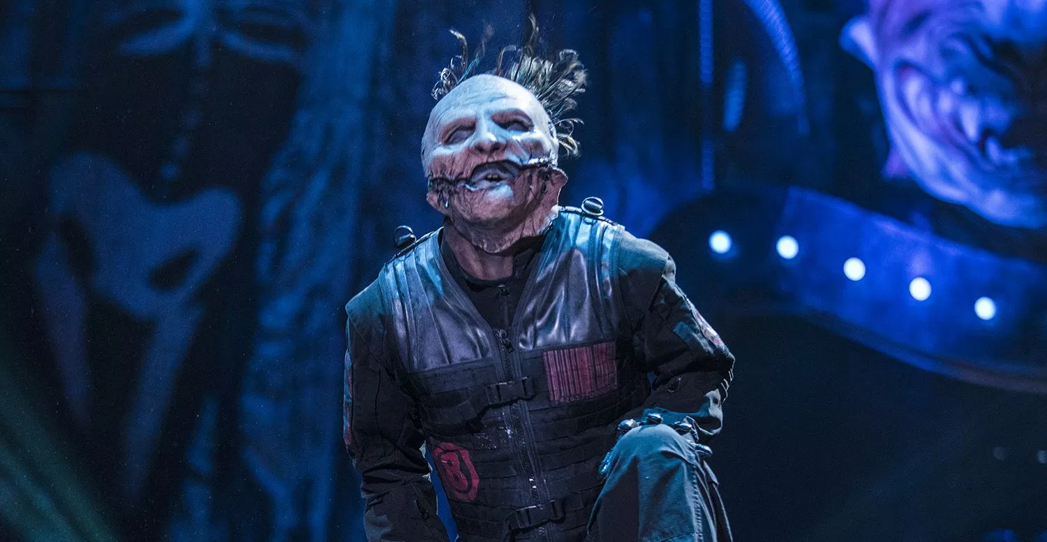 Corey Taylor teases new Slipknot mask in advance of new album