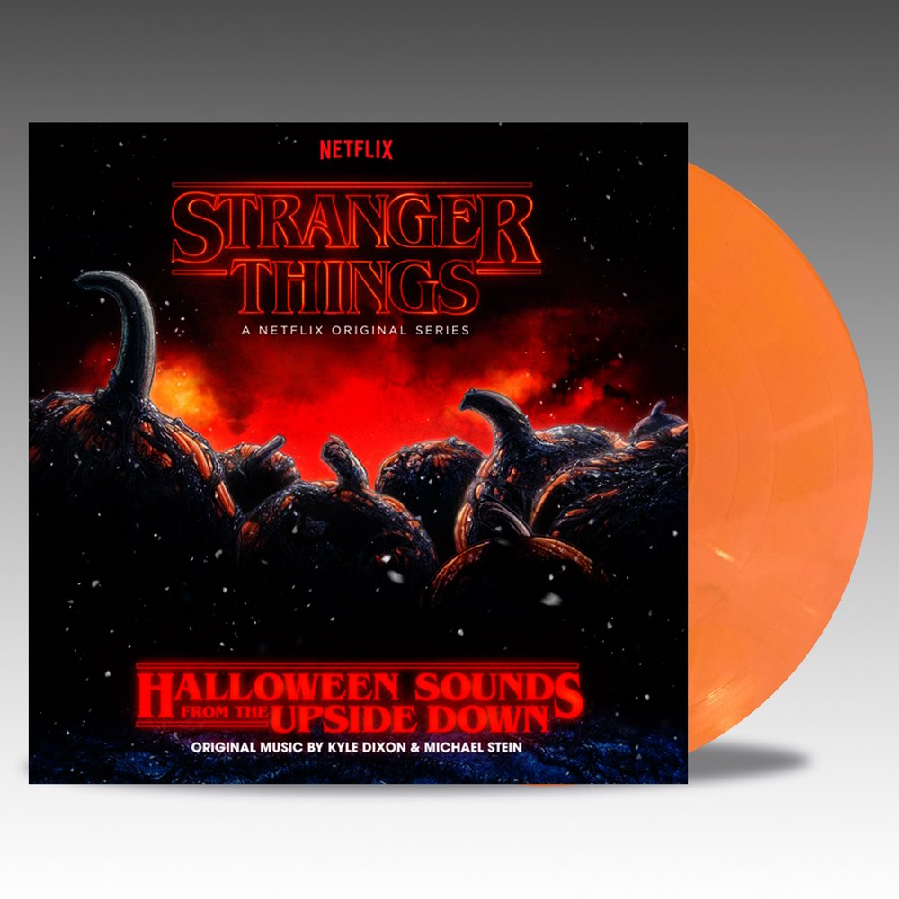stream stranger things halloween sounds upside down Get extra spooky with Stranger Things Halloween Sounds from the Upside Down album: Stream