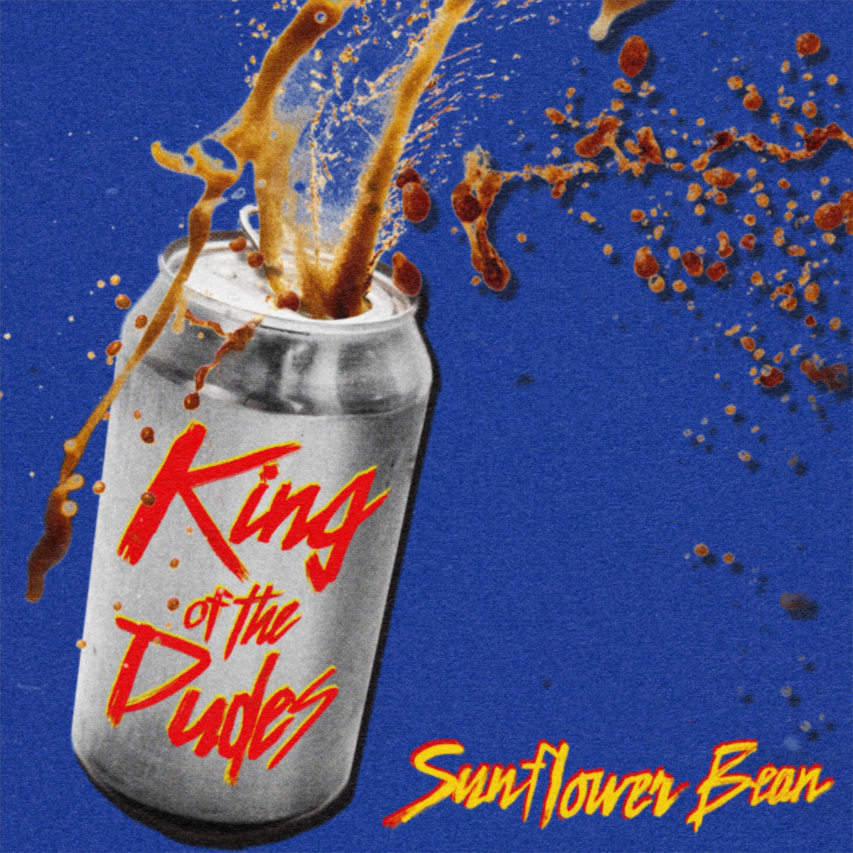 Sunflower Bean - King of the Dudes Cover Art