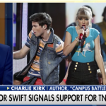 Taylor Swift Tennessee Charlie Kirk Fox & Friends