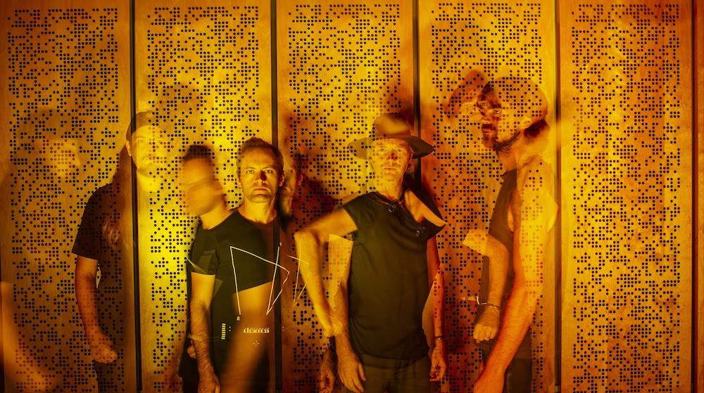 The Faint 2018 new music Chameleon Nights bill sitzmann