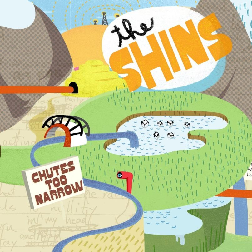 Classic Album Review: The Shins' Chutes Too Narrow Shows the