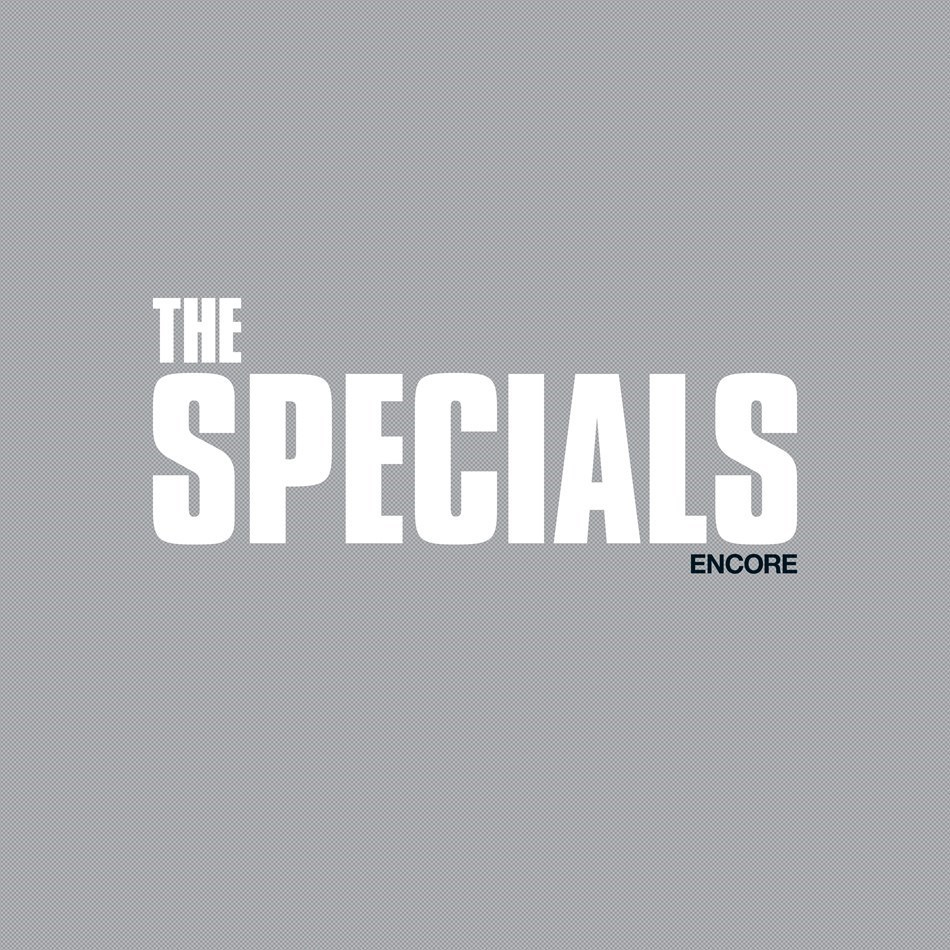 the specials encore album cover artwork
