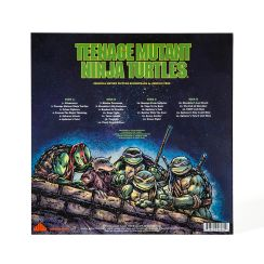 Teenage Mutant Ninja Turtle vinyl