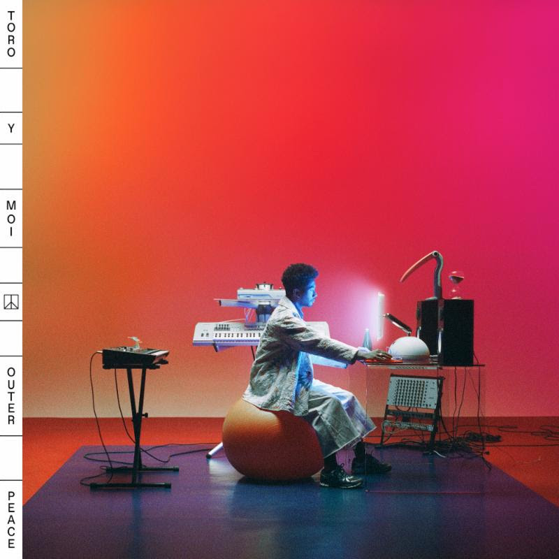 Toro Y Moi Outer Peace Album Cover Artwork