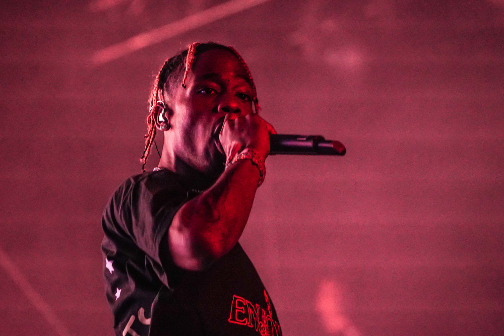 Stream New Travis Scott Songs Featuring Big Sean Young Thug Chase B And More Consequence Of Sound
