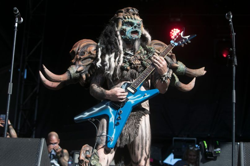 Vinnie Paul Tribute: GWAR