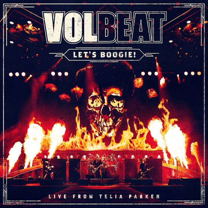 Volbeat - Lets Boogie