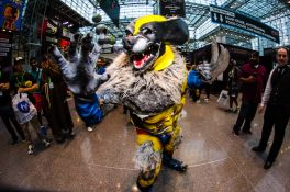 Werewolverine New York Comic Con 2018 Ben Kaye-10