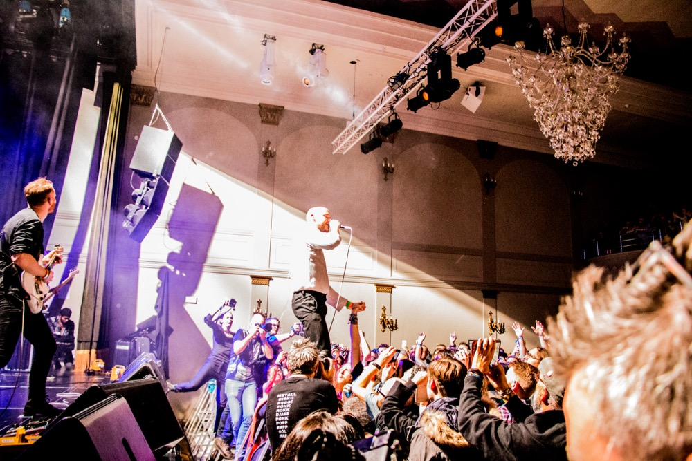 Agent Fresco // Iceland Airwaves // Photo by Lior Phillips