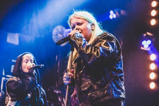 ALMA // Iceland Airwaves // Photo by Lior Phillips