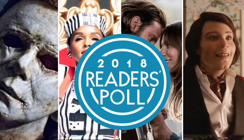 Readers' Poll 2018: Vote For Your Favorite Music, Films, TV