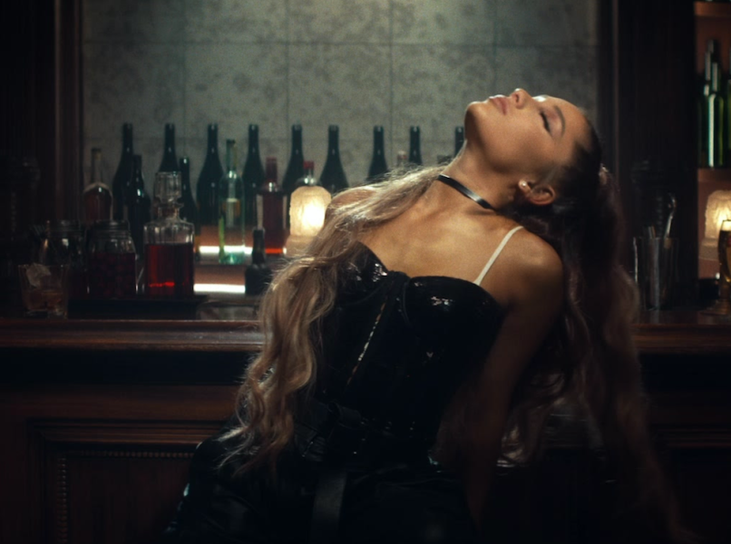 "Watch Ariana Grande in ""Breathin'"" music video"