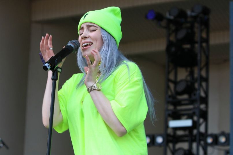 billie eilish come out and play single streaming