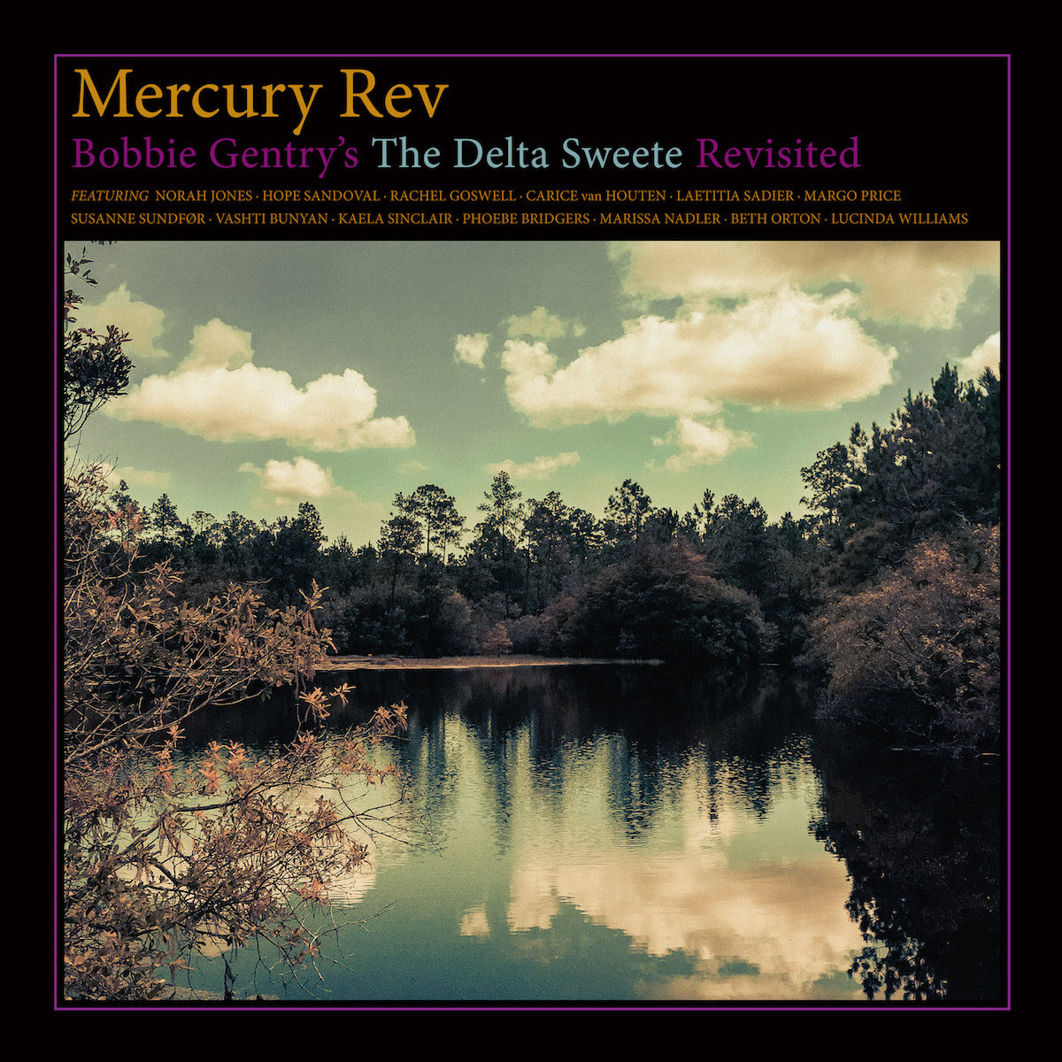 Bobbie Gentry's The Delta Sweete Revisited album cover artwork