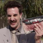 Borat returns to Jimmy Kimmel