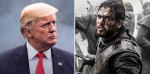 Donald Trump HBO Meme Game of Thrones Sanctions are Coming