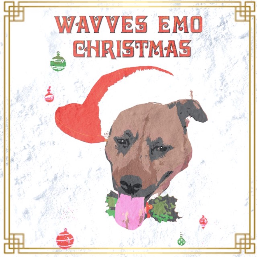 emo christmas Wavves drop surprise EP, Emo Christmas: Stream