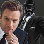 Ewan McGregor black mask birds of prey