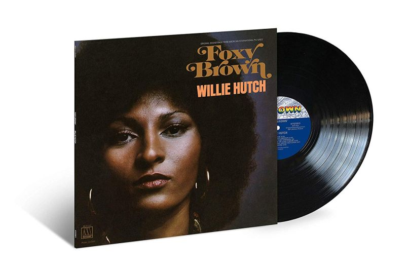 Long out of press Foxy Brown soundtrack returns to vinyl
