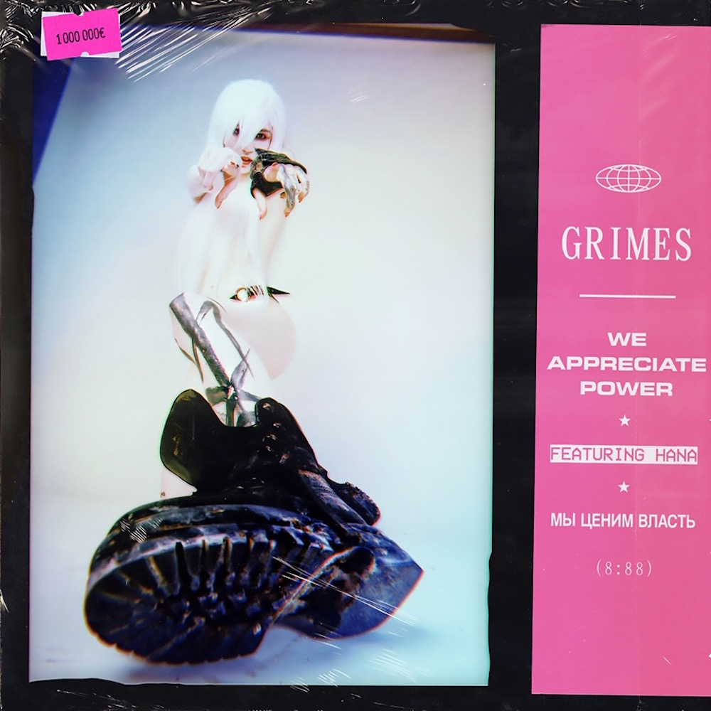 listen grimes we appreciate power