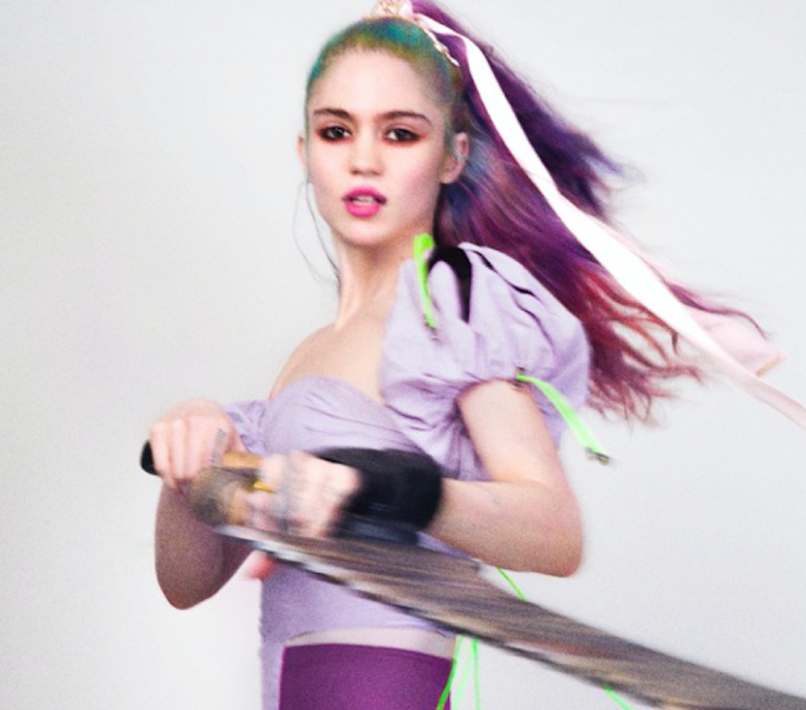 Stream Grimes we appreciate power new music