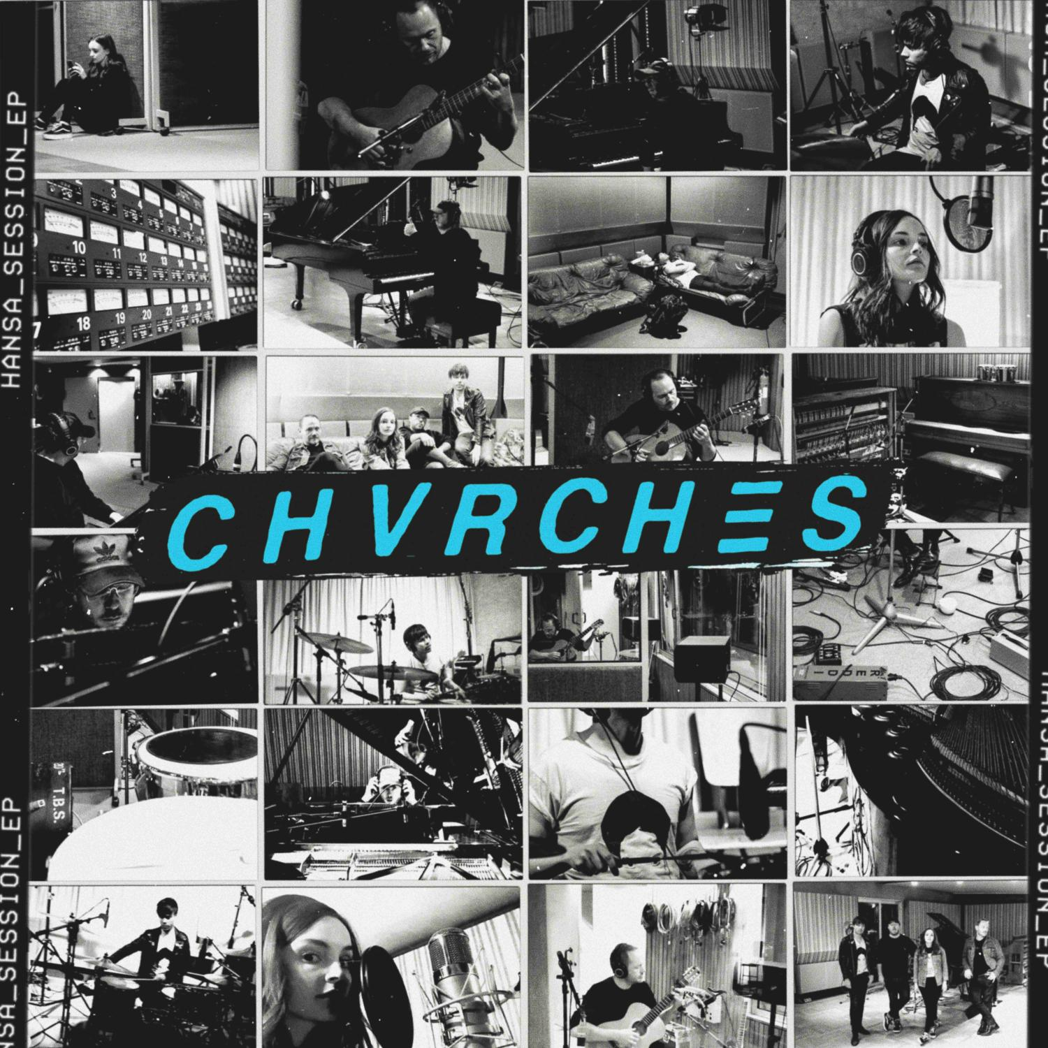 hansa chvrches CHVRCHES to release new EP, Hansa Session, on Friday