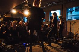 Horomonar // Iceland Airwaves // Photo by Lior Phillips