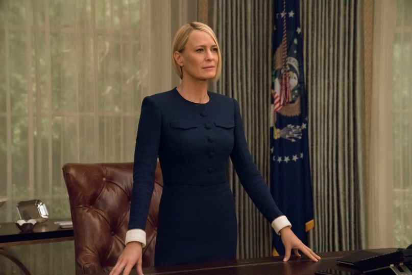 TV Review: Season Six of House of Cards Hinges on Claire