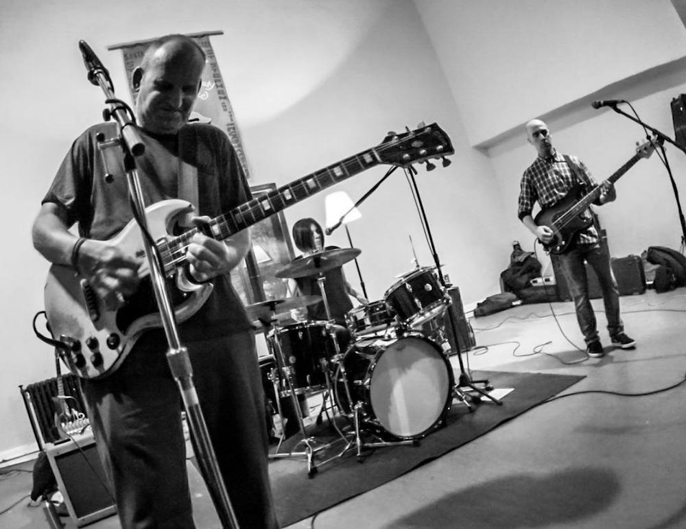Fugazi's Ian MacKaye and Joe Lally debut new band at