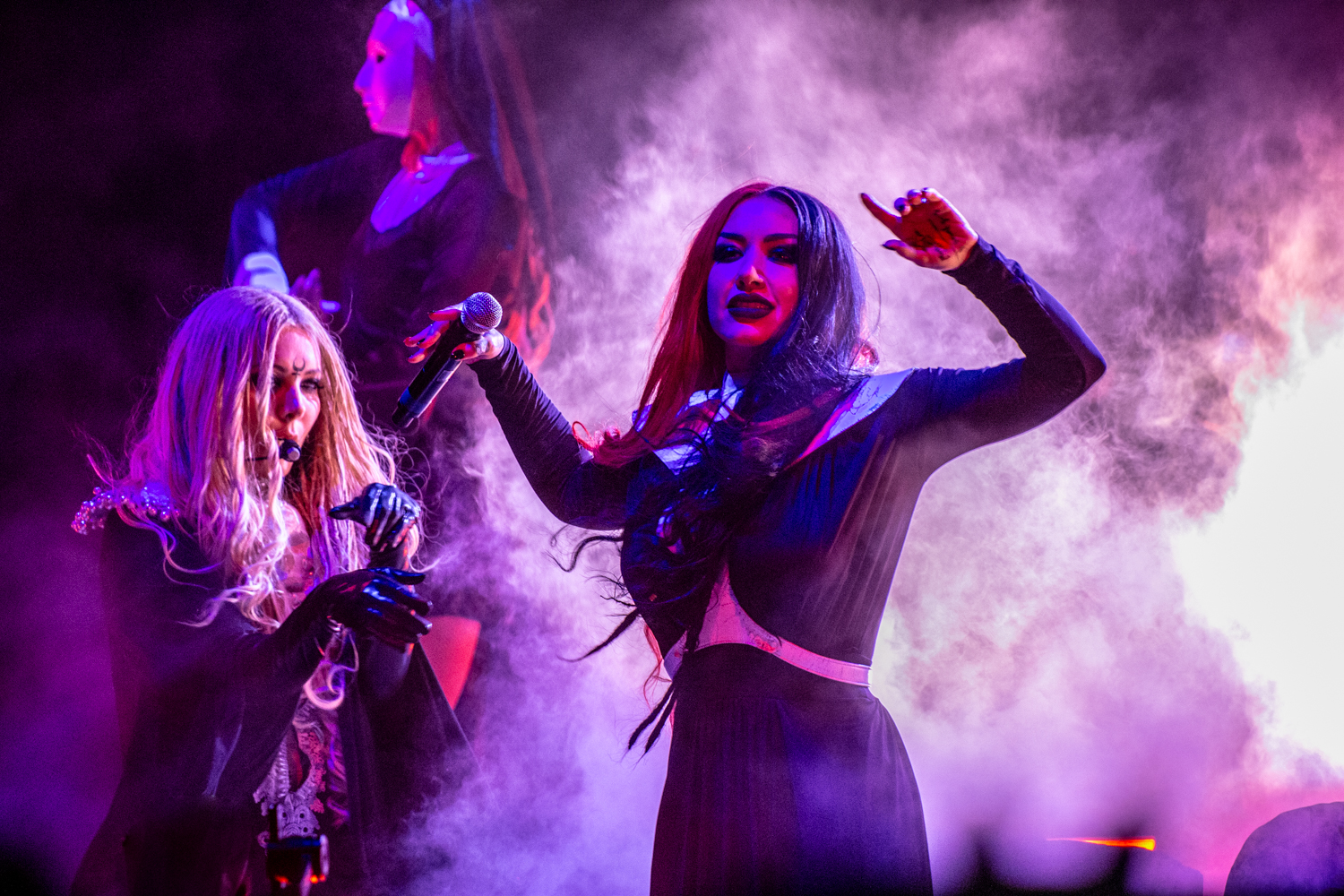 In this Moment with New Years Day's Ash Costello