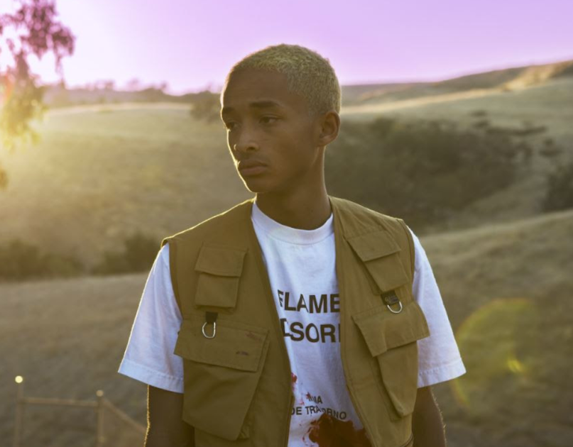 Stream Jaden Smith Sunset Tapes mixtape project
