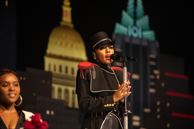 Janelle Monae on ACL TV