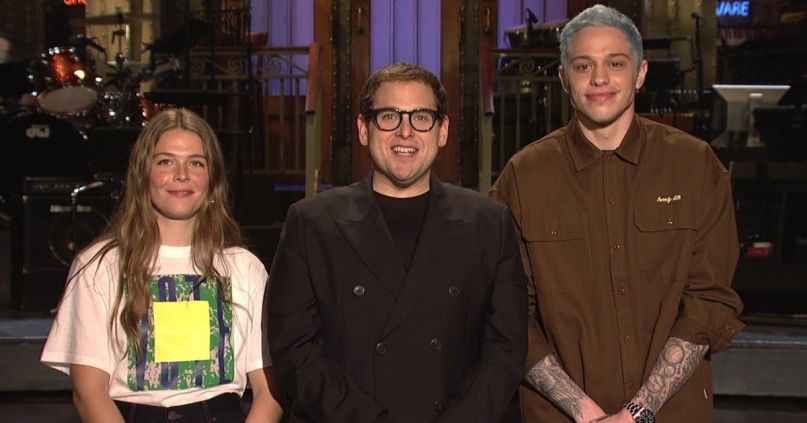 Jonah Hill Hosts SNL, NBC