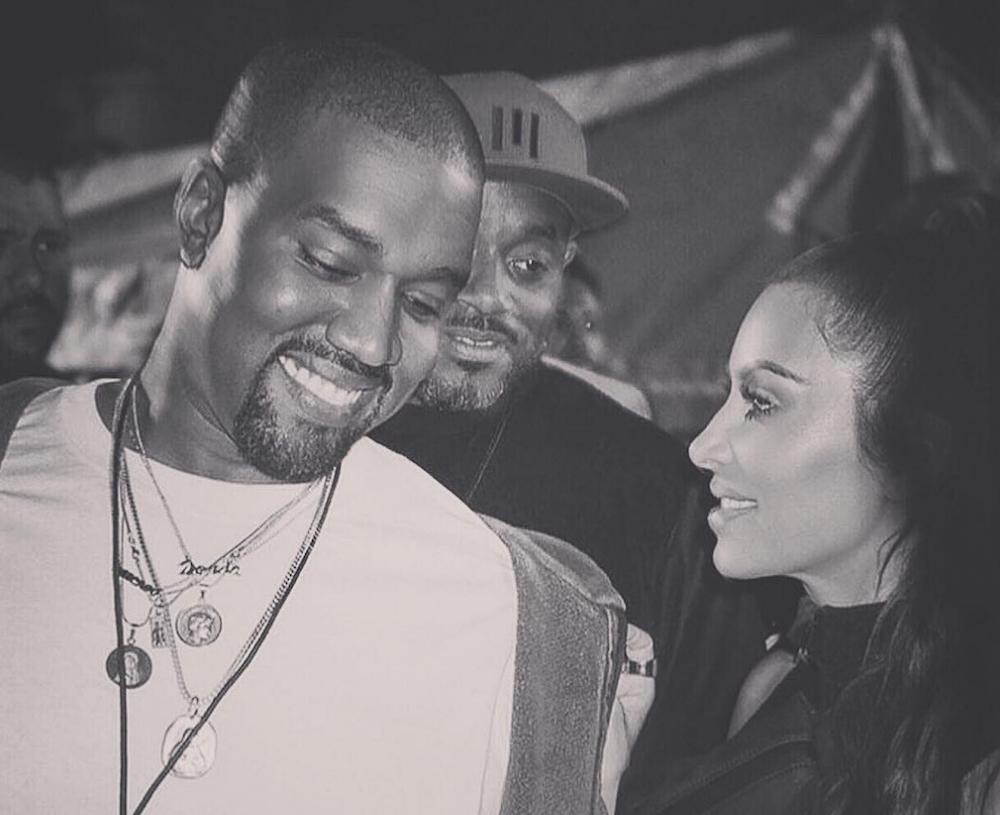 Kanye dating Kim Karlsson