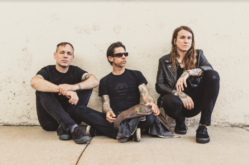 Laura Jane Grace & The Devouring Mothers 2019 2018 tour dates Katie Hovland.