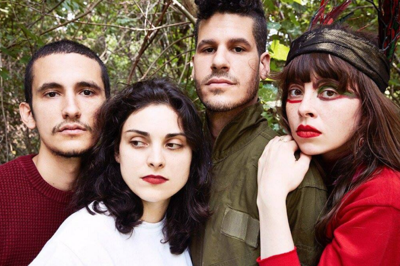 Le Butcherettes bi/MENTAL album and tour dates