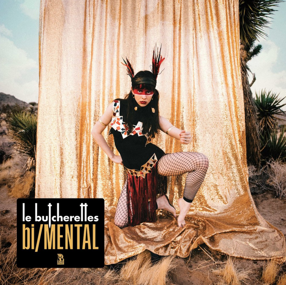 le butcherettes bimental album new Le Butcherettes announce new album, bi/MENTAL, share father/ELOHIM: Stream
