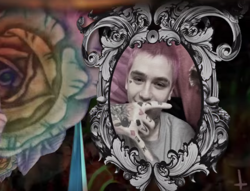 "Watch Lil Peep in ""Runaway"" music video"