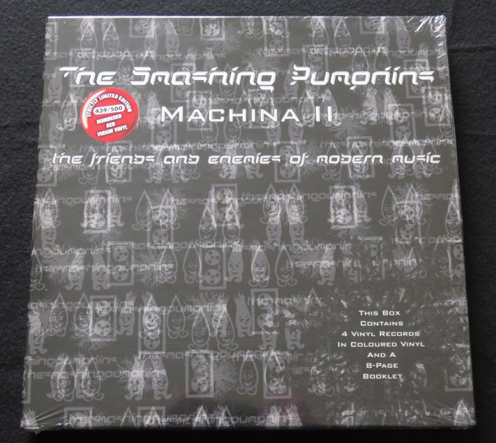 machina box set Ranking: Every Smashing Pumpkins Album from Worst to Best