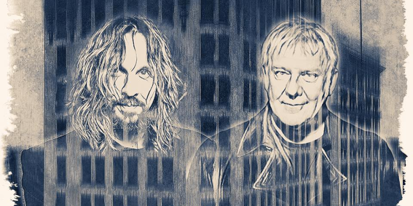 Marco Minnemann and Alex Lifeson